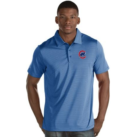Chicago Cubs Quest Polo By Antigua