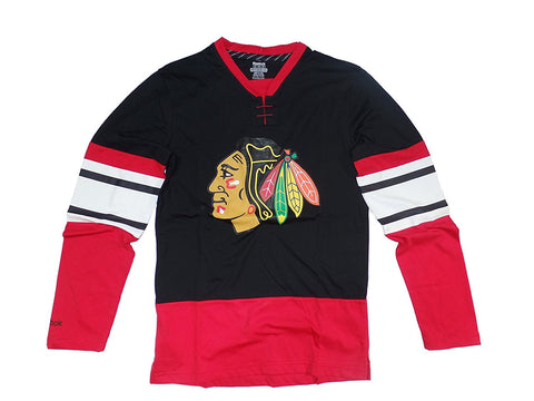 Chicago Blackhawks Faceoff Jersey Tee