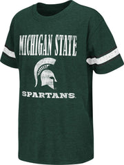 Colosseum Youth Michigan State University Free Agent Short Sleeve T-Shirt