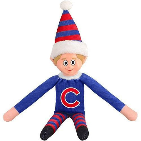 Chicago Cubs Team Elf by Forever Collectibles