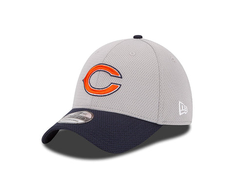 Chicago Bears NFL15 Training Camp Gray 39Thirty Flex Fit Hat