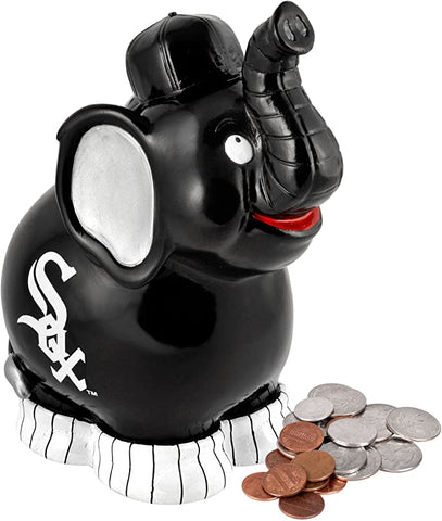 Chicago White Sox Thematic Elephant Bank