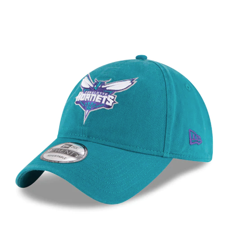 Charlotte Hornets Core Classic 9Twenty Adjustable Hat