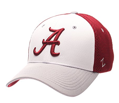 Alabama Crimson Tide Kickoff Flex Fit Hat By Zephyr