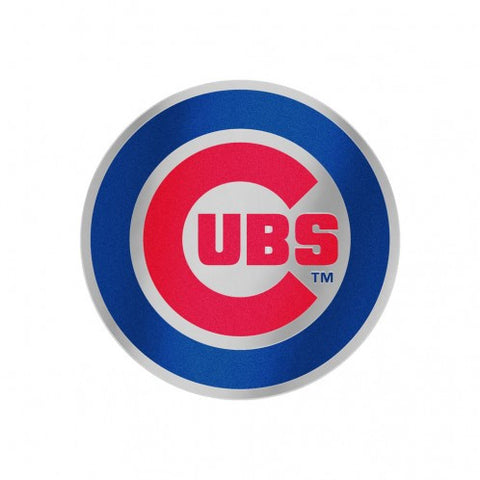 Chicago Cubs Auto Badge Decal By Wincraft - Pro Jersey Sports