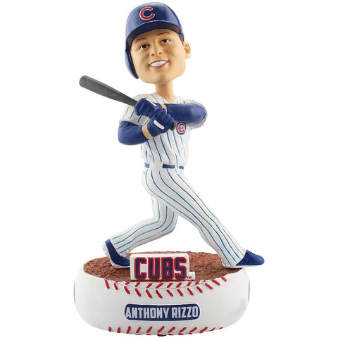 Anthony Rizzo Chicago Cubs MLB Baller Special Edition Bobblehead