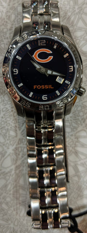 Women's Chicago Bears Fossil Watch