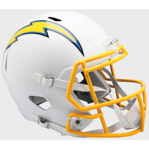Los Angeles Chargers Full Size Speed Replica Helmet