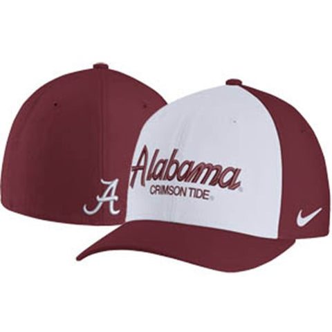 Alabama Crimson Tide Nike Classic 99 Swoosh Flex Fit Hat