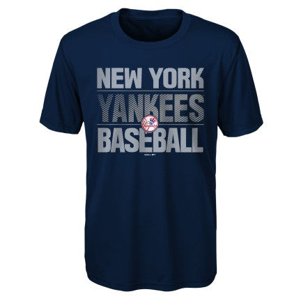 Youth New York Yankees Winning Streak Dri-Tek Tee