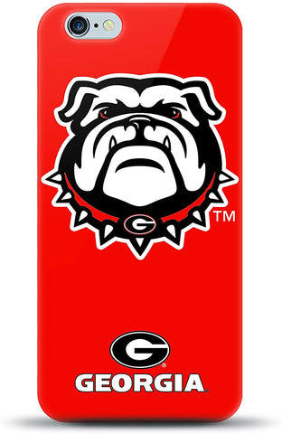 Georgia Bulldogs NCAA IPhone Case 6Plus