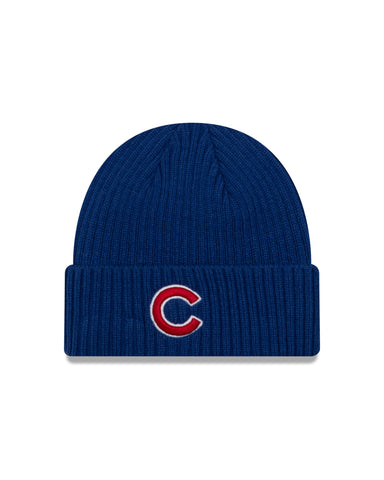 Chicago Cubs Core Classic Cuff Knit by New Era