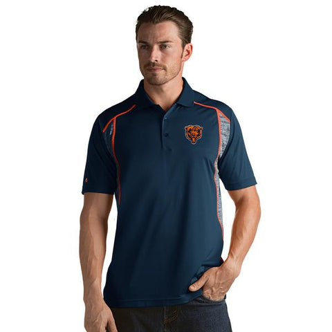 Mens Chicago Bears Antigua Attempt Polo