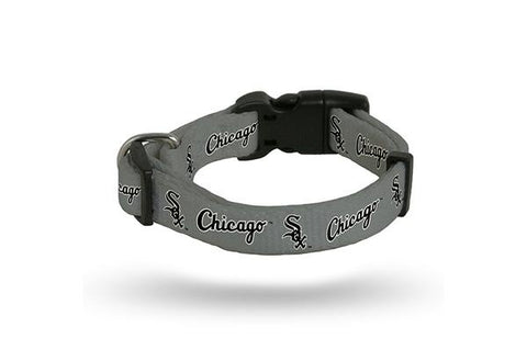 Chicago White Sox MLB Adjustable Pet Collar