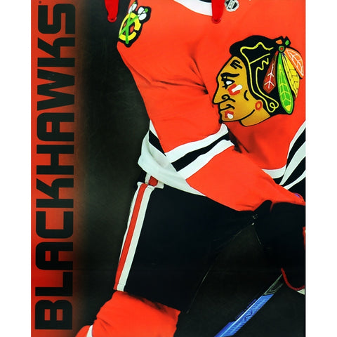 Chicago Blackhawks Large Gogo Gift Bag by Lang Companies