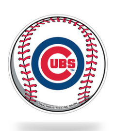 Chicago Cubs Temporary Team Tattoo By Rico