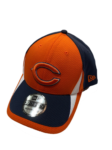 Chicago Bears New Era NFL 2013 Training 39Thirty Flex-Fit Hat-Orange