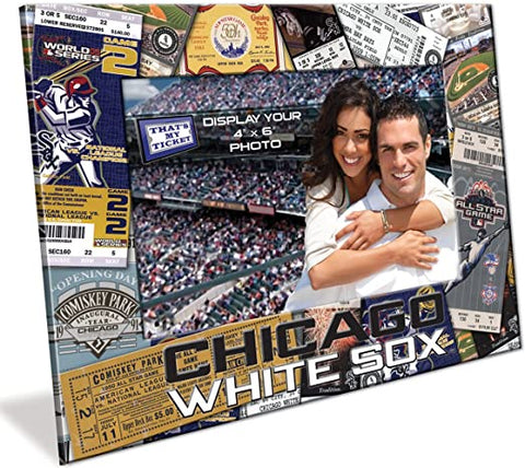 Chicago White Sox MLB 4 x 6-Inch Picture Frame