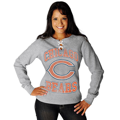 Chicago Bears O.T. Queen Pullover Sweatshirt