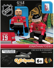 Chicago Blackhawks #19 Jonathan Toews Chicago Blackhawks Center OYO