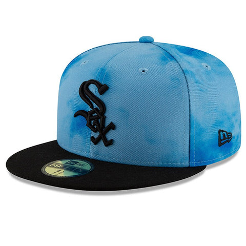 Men's Chicago White Sox New Era Blue/Black 2019 Father's Day On-Field 59FIFTY Fitted Hat