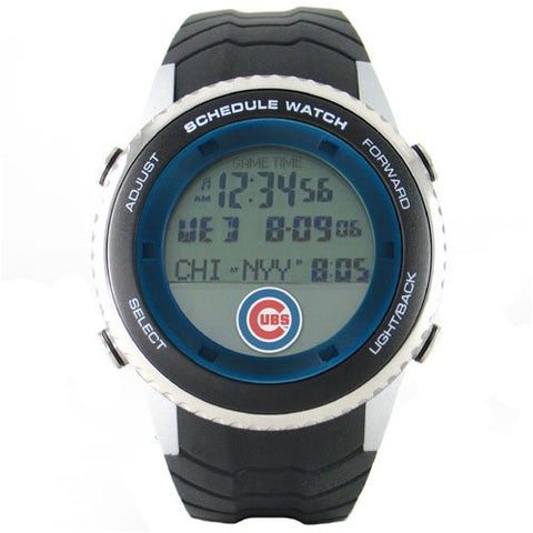 Men's Chicago Cubs Schedule Watch