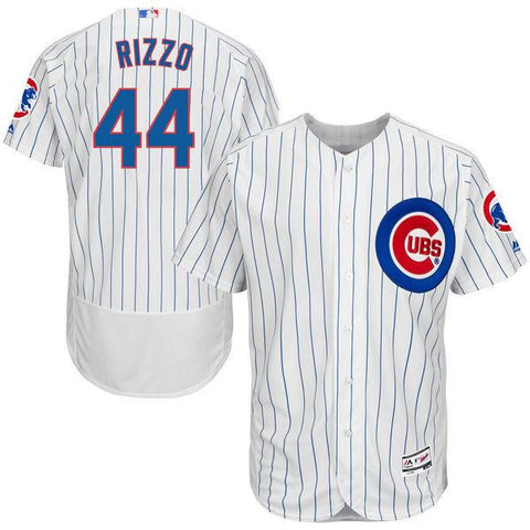 Men's Chicago Cubs Anthony Rizzo Flexbase Authentic Collection Player Jersey