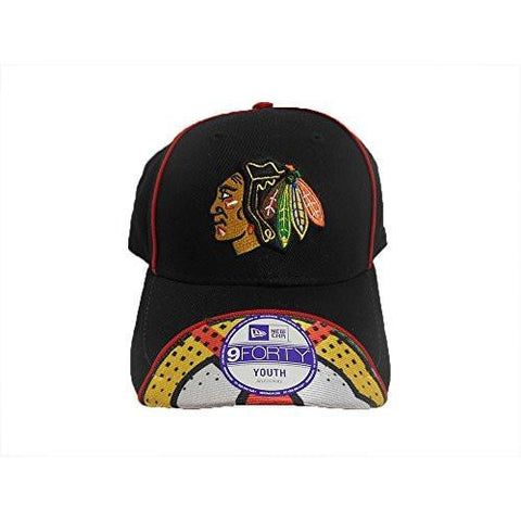 Toddler Chicago Blackhawks Charmer 9FORTY Adjustable Hat