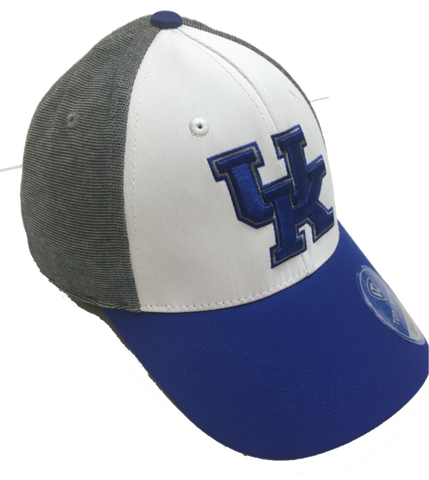 NCAA Kentucky Wildcats Hustle Stretch Hat By Top Of The World