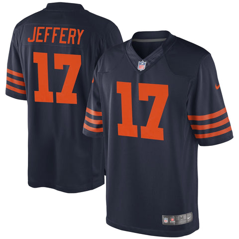 Youth Chicago Bears Alshon Jeffery Alternate Nike Game Jersey