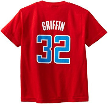 Mens Blake Griffin Los Angeles Clippers Player Tee