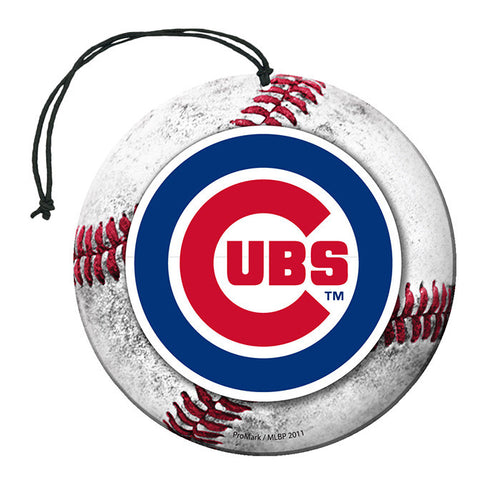 Chicago Cubs Paper Air Freshener 3 pack - Pro Jersey Sports