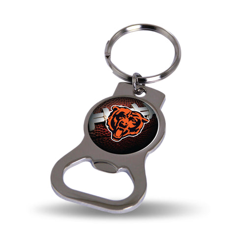 Chicago Bears Bottle Opener Keychain