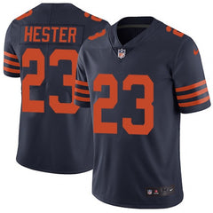 Devin Hester Chicago Bears Youth Replica 1940s Throwback Alternate Jersey