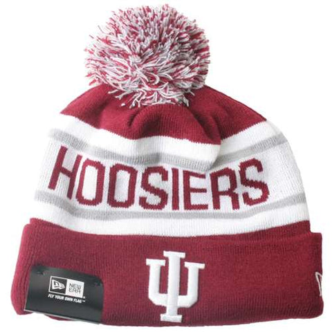 Indiana Hoosiers Biggest Fan Redux Knit Cap