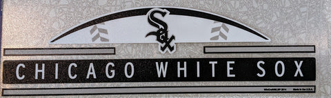 Chicago White Sox 3X10 Baseball Decal By Wincraft