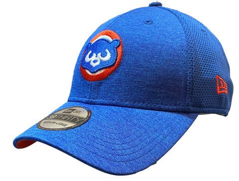 Chicago Cubs Shadowed Team 2 Cooperstown Collection 39THIRTY Flex Fit Hat By New Era