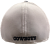 Dallas Cowboys Fan Mesh 39THIRTY Flex Fit Hat By New Era
