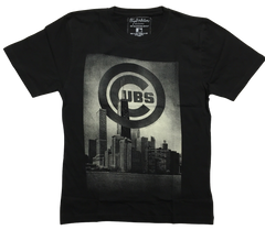 Chicago Cubs Big City Tee By Wright & Ditson - Pro Jersey Sports - 1