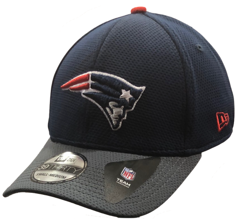 New England Patriots Shadow Tech 39THIRTY Cap By New Era