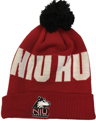 Northern Illinois Huskies Finished Goods Player Knit Hat