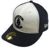 Cubs 1908 White Panel 59FIFTY Low Crown Fitted Cap By New Era