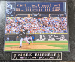 Mark Buehrle Perfect Game Chicago White Sox Wall Plaque