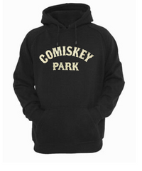 Men's Comiskey Park Heavyweight Black Hoodie