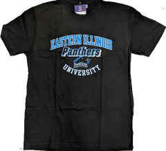 Mens Eastern Illinois Panthers Black Campus One T-Shirt