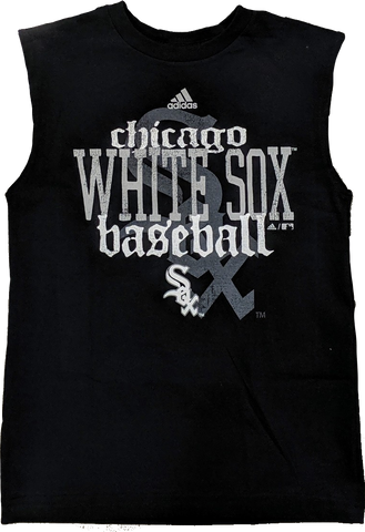 Youth Chicago White Sox Baseball Sleeveless Tee