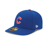 Chicago Cubs New Era 2016 World Series Champions Side Patch Low Pro 59FIFTY Fitted Hat