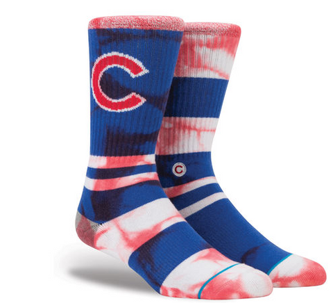Chicago Cubs Adult Summer League Socks