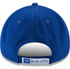 Men's Toronto Blue Jays New Era White/Royal Alternate 3 The League 9FORTY Adjustable Hat