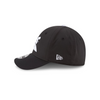 Men's Chicago White Sox New Era Black MLB18 Spring Training Collection Prolight 39THIRTY Flex Hat